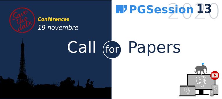 CfP PGSession 13